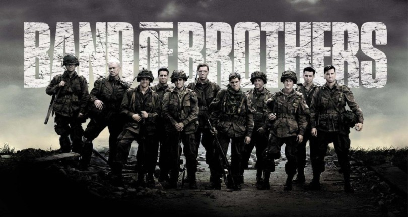 #7 Band of Brothers – por HBO